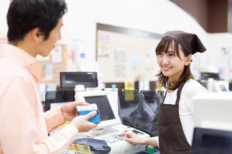 業務スーパーでクレジットカードや電子マネーは使えるか