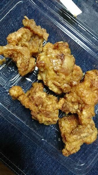 スーパーの鶏唐揚げ