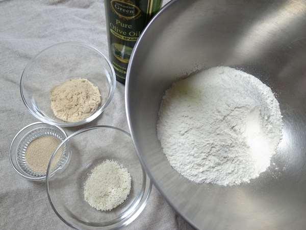 業務スーパーの強力粉で作るパン生地材料