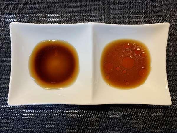 チヂミのタレ2種