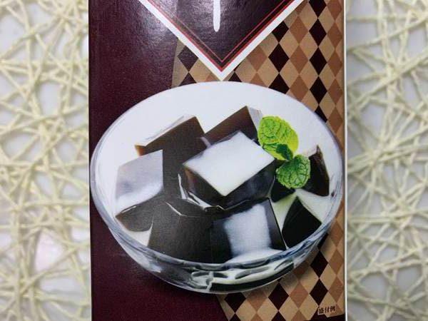 業務スーパーコーヒーゼリーのパッケージ写真
