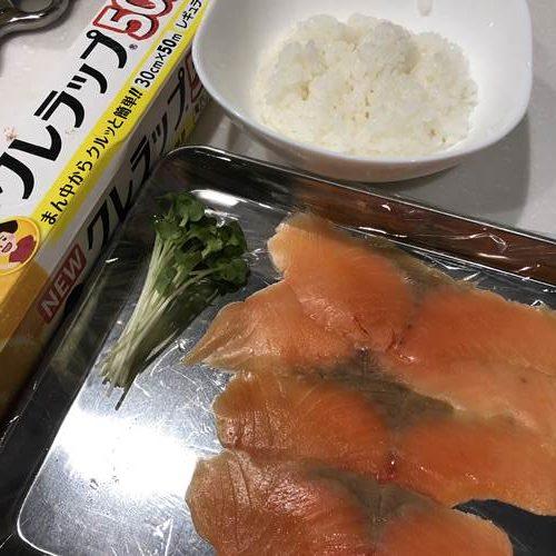 手毬寿司の材料