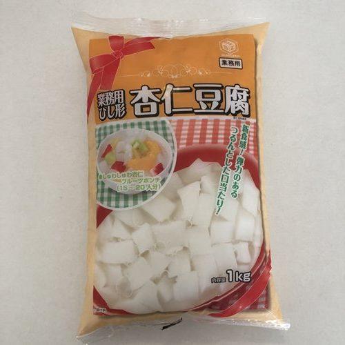 業務スーパーのひし形杏仁豆腐