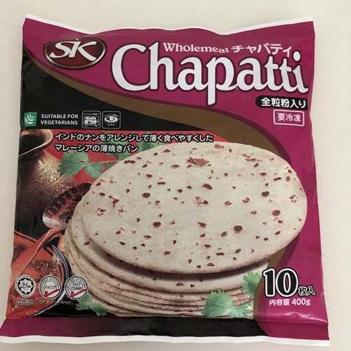 業務スーパーのチャパティ