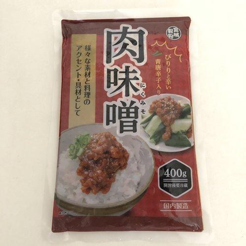 業務スーパーの肉味噌