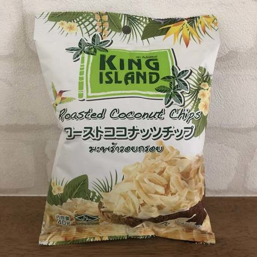 業務スーパーのココナッツチップス
