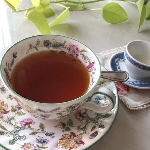 業務スーパーのゆず茶入り紅茶