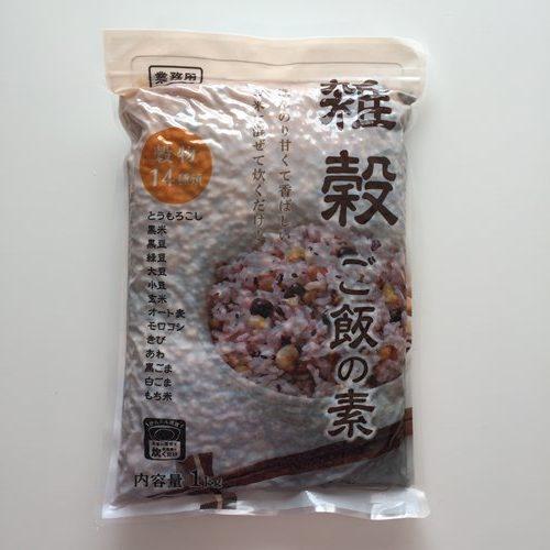 業務スーパーの雑穀米